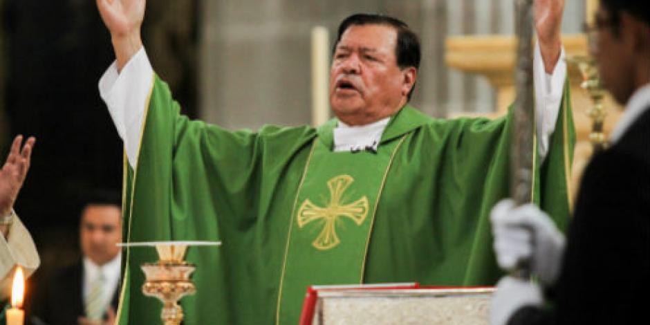 Norberto pide investigar homicidio de párroco en Los Reyes La Paz