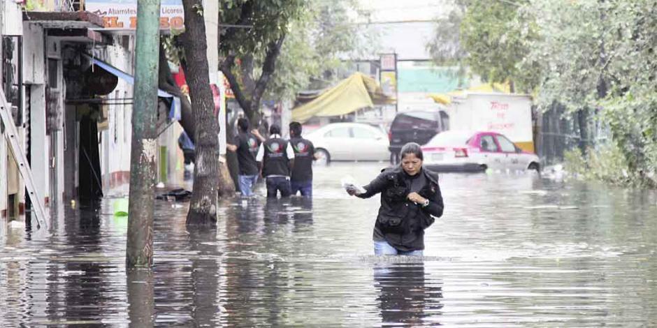 Mancera urge a terminar el Túnel Emisor Oriente para evitar inundaciones