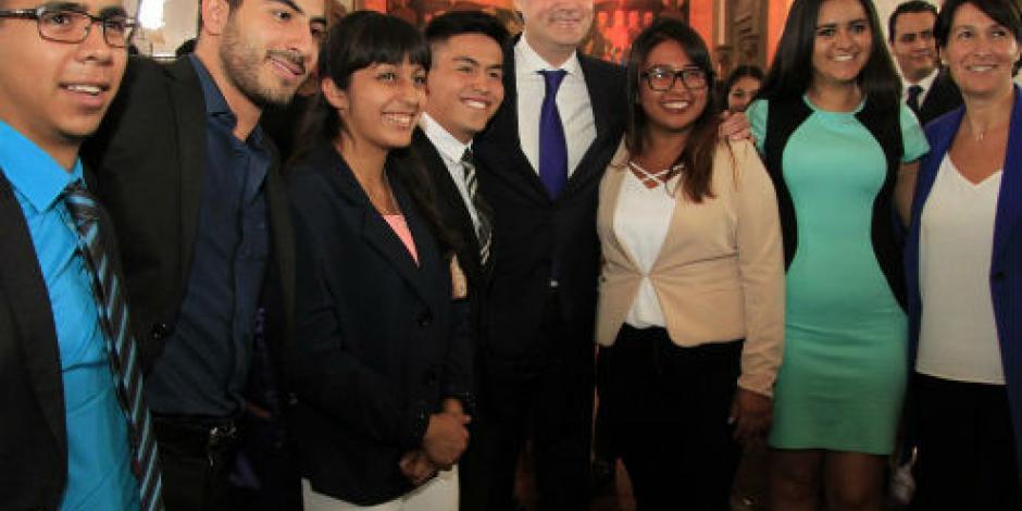 México, preparado para retos educativos de nuevas generaciones, afirma Nuño