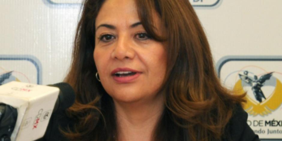 Nombran a Alicia Rosas Rubí fiscal de Tlalpan
