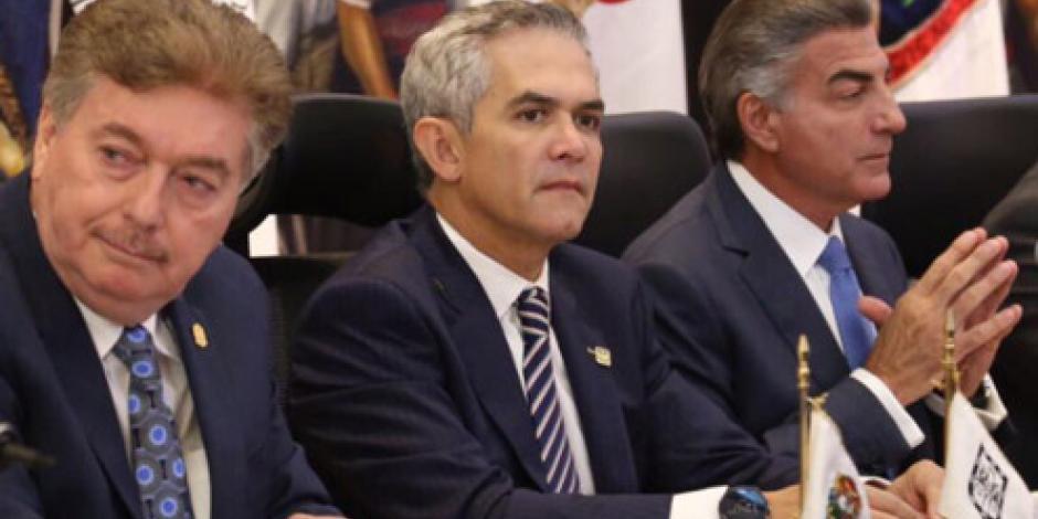 Solicita Mancera a SHCP agilizar dotación de recursos para infraestructura