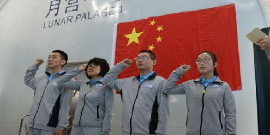 China arranca estancia de 200 días en