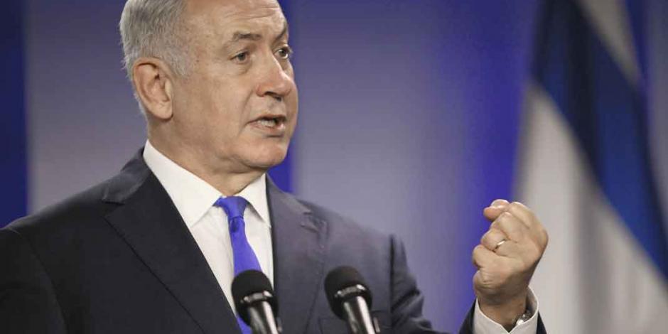 Netanyahu presiona a EU para modificar pacto iraní