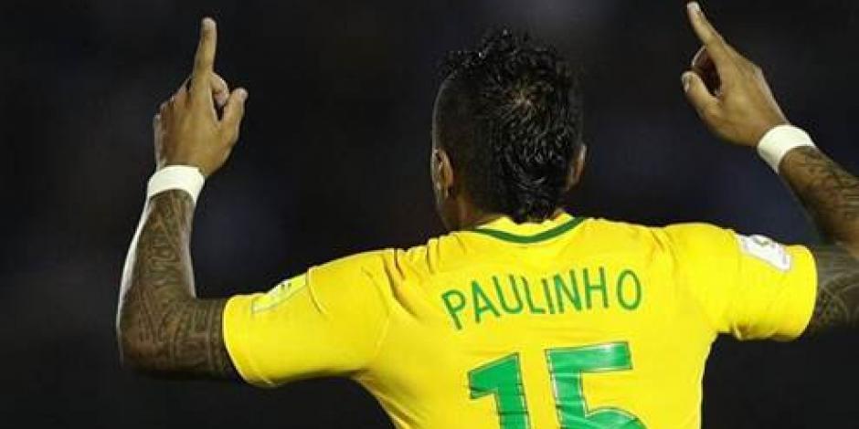 Paulinho ahora jugará en el Barça