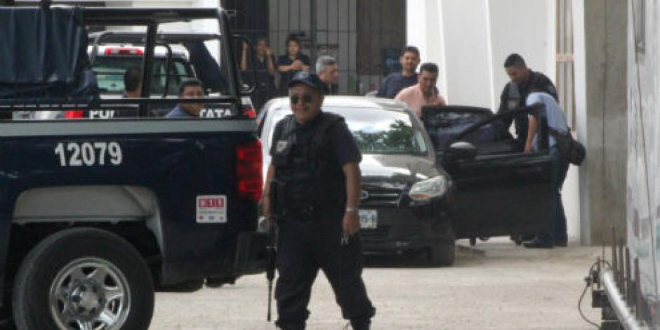 Inician investigación por muerte de policía de Cancún