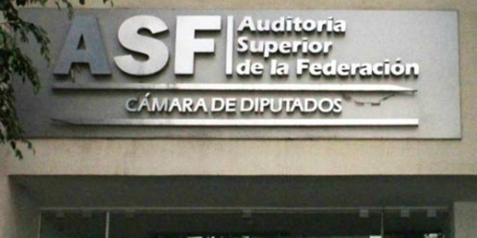 Detecta ASF irregularidades por 165 mil mdp