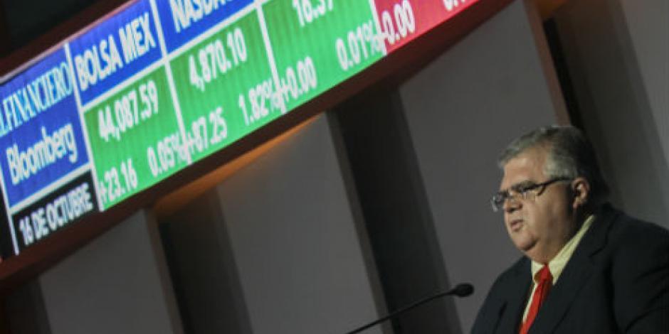 Carstens entra al Grupo de los 30, laboratorio financiero del mundo