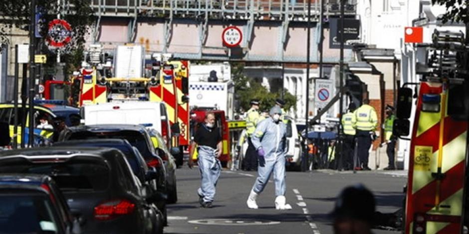 Estado Islámico se adjudica el atentado en Londres
