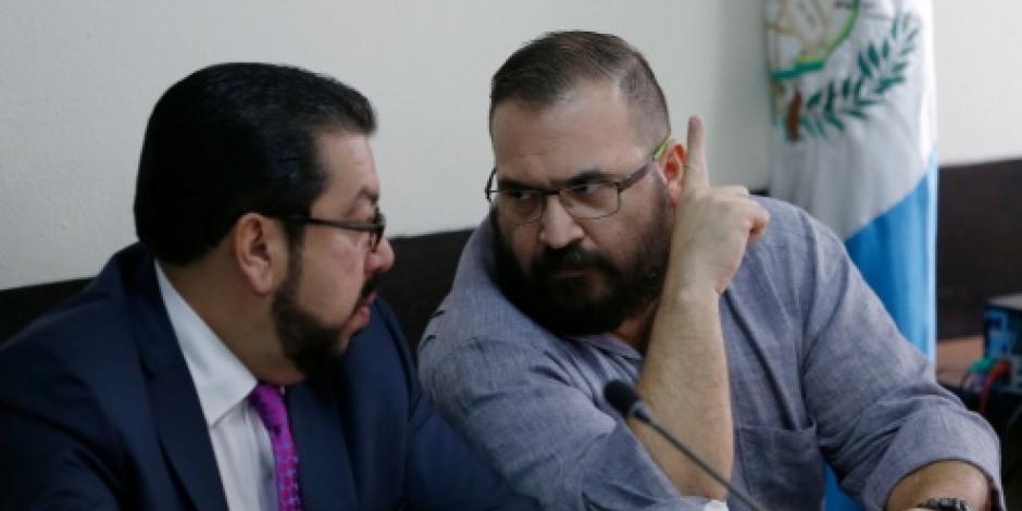 Vicios legales y falta de sustento jurídico en acusaciones, señalan abogados de Duarte