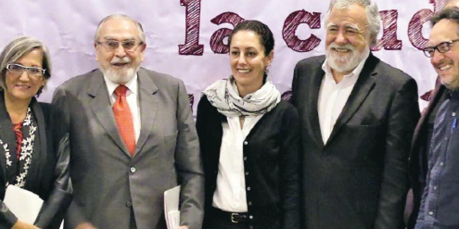 Sin acuerdo para candidato a la CDMX, dice Sheinbaum