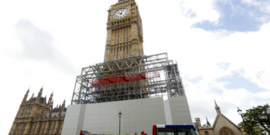 Legisladores británicos critican planes de silenciar al Big Ben por reparaciones