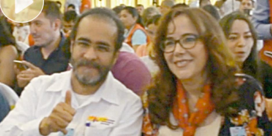 Bejarano lleva al PRD a cumbre que apoya régimen tipo Cuba en Venezuela