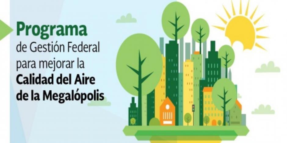 Estas son las 6 principales acciones que buscan mejorar la calidad del aire en la Megalópolis