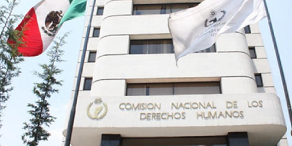 CNDH recibe dos quejas de familia de