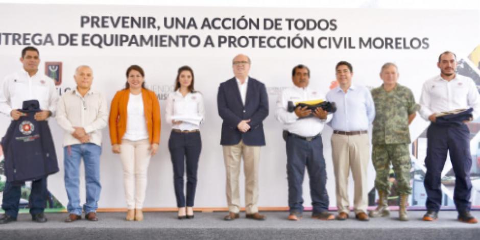 Morelos refuerza prevención
