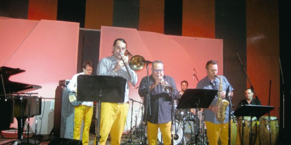 Amantes del jazz abarrotan el Imer