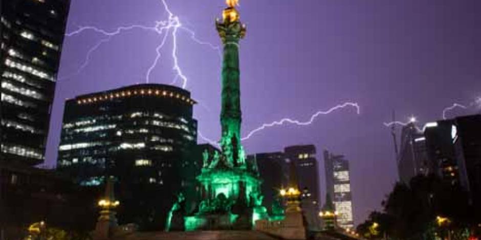 México, primer lugar en muertes por rayos