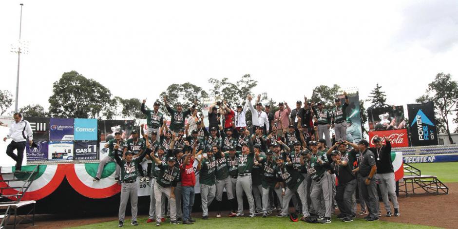 Los Toros de Tijuana, el nuevo Rey; son campeones de la LMB