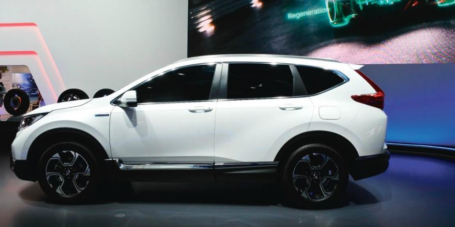 Honda CR-V Hybrid, un SUV en busca de  eficiencia energética