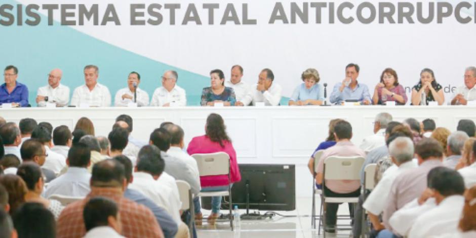 Guerrero combate corrupción