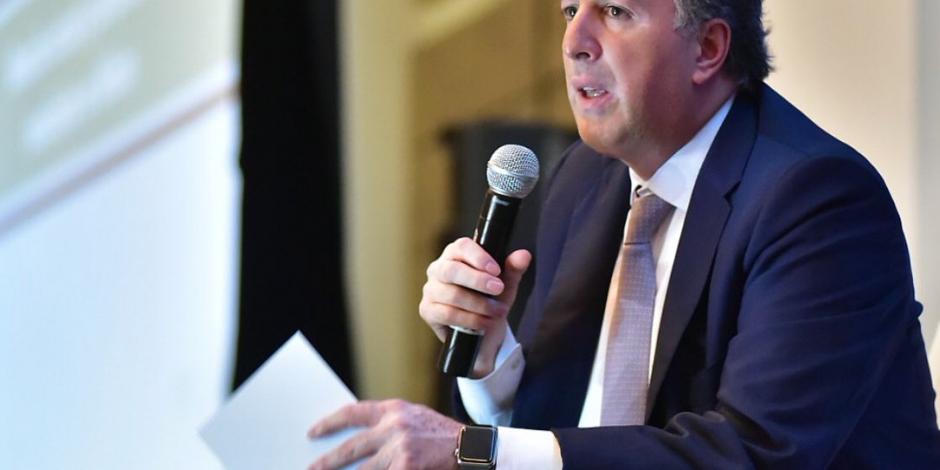 Actual administración será la primera con la inflación más baja, dice Meade