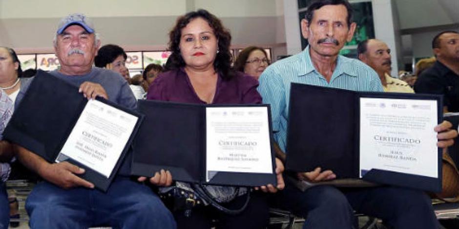 Más de 8 mil derechohabientes FOVISSSTE liquidan su deuda hipotecaria