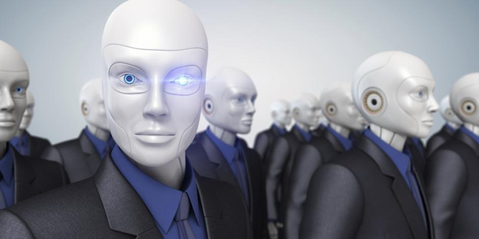 Robots ya amenazan empleos de calidad