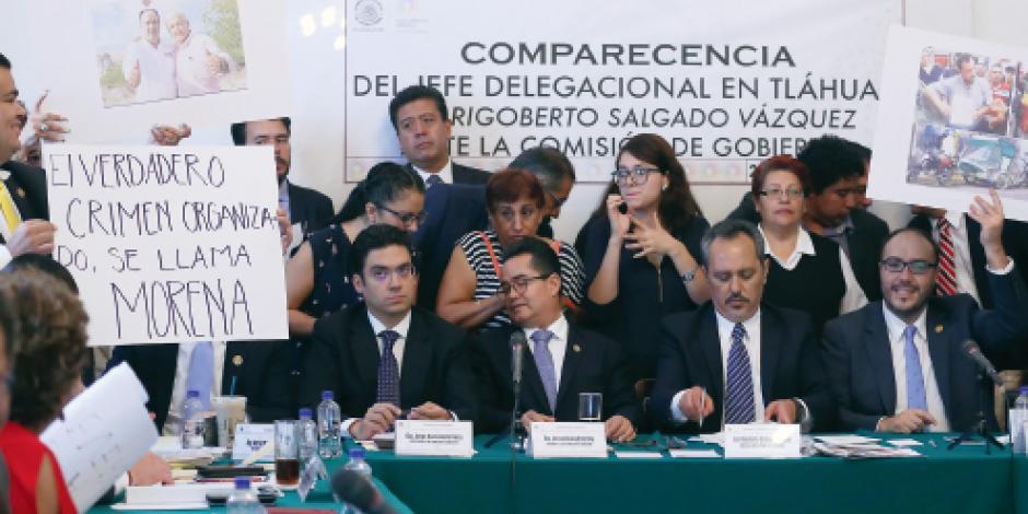 Con dinero de Tláhuac delegado financió bar donde se reunía El Ojos