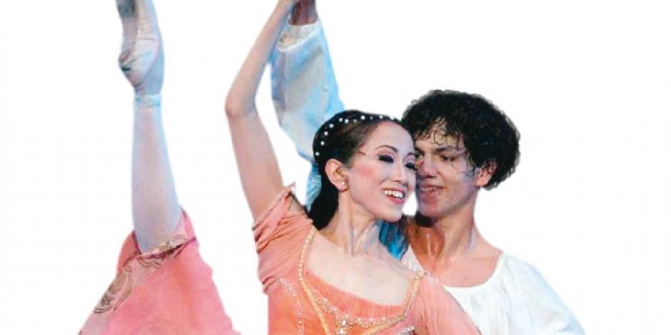 Mexicano prodigio del ballet se luce en Gran Bretaña