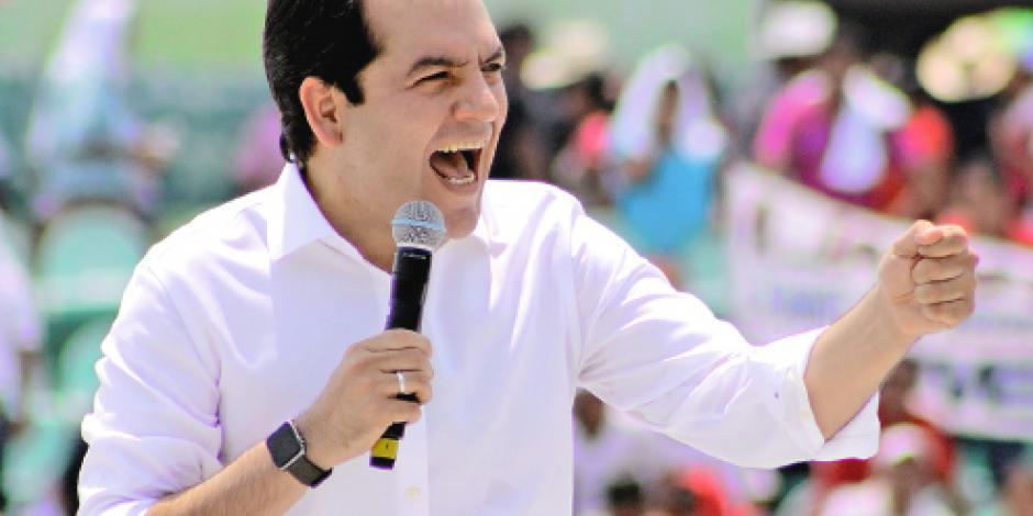 Se divide el PRI en Chiapas y  exigen renuncia de dirigente