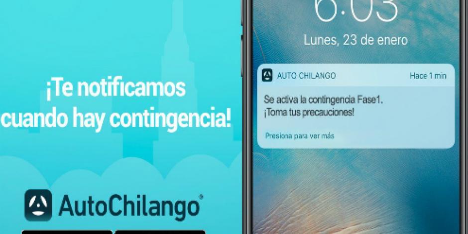 Conoce la app Auto Chilango; te ayuda a evitar el corralón