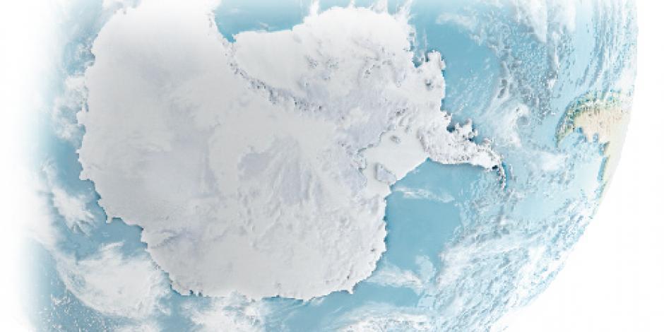 La amenaza helada  de la Antártida