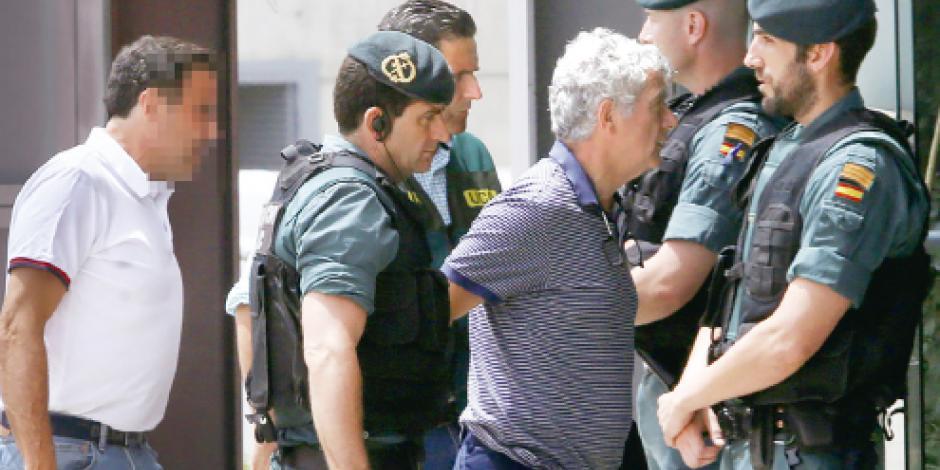 Embarra hasta al Tri corrupción de presidente de liga española