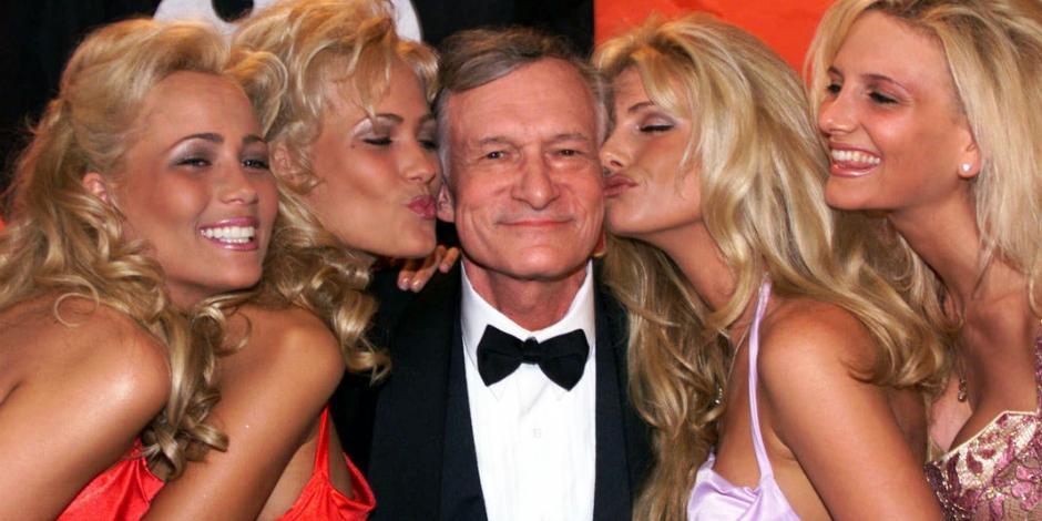 FOTOS: Muere a los 91 años Hugh Hefner, fundador de Playboy