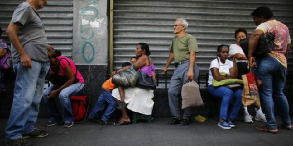 Alerta ONU sobre uso excesivo contra manifestantes en Venezuela