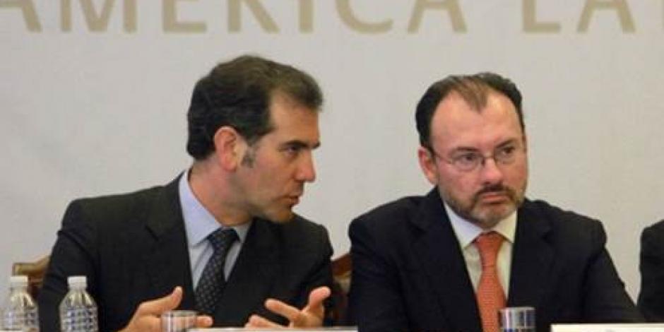 Lorenzo Córdova reprocha ataques por parte de partidos políticos
