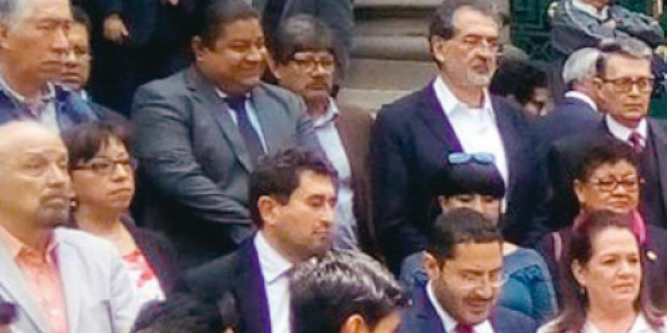 Vecinos contra MB en reforma echan <em>montón</em> a asambleístas
