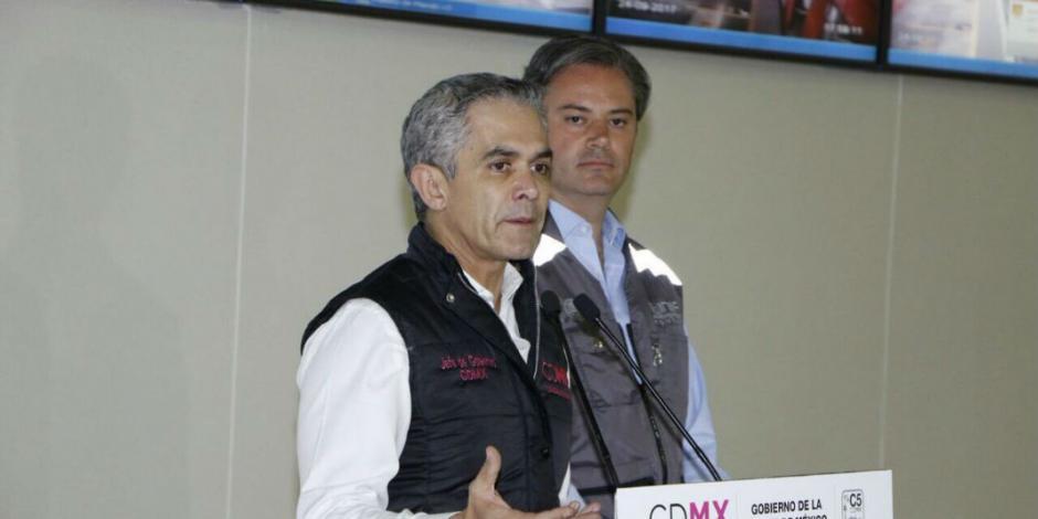 Mancera abre investigación por permisos al colegio Rébsamen