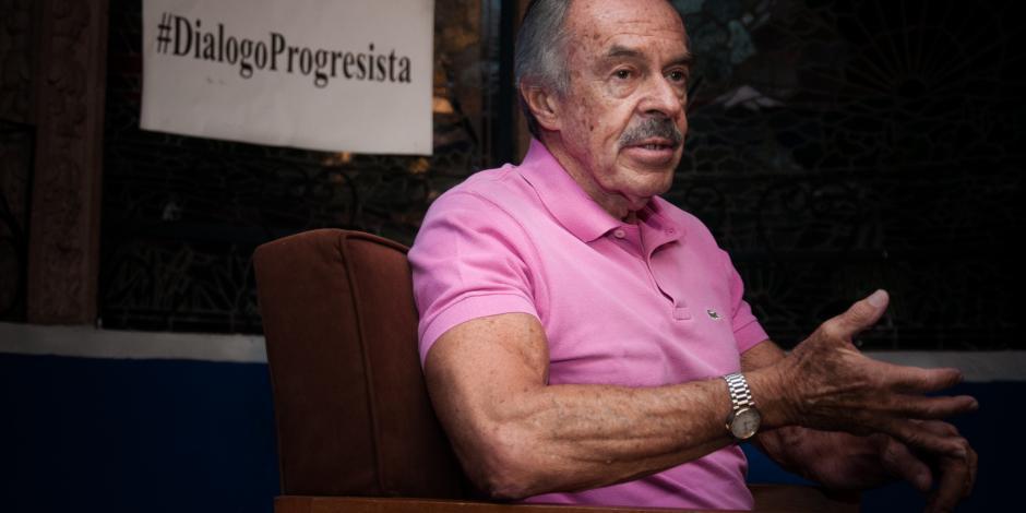 Fallece René Drucker, científico mexicano de excelencia