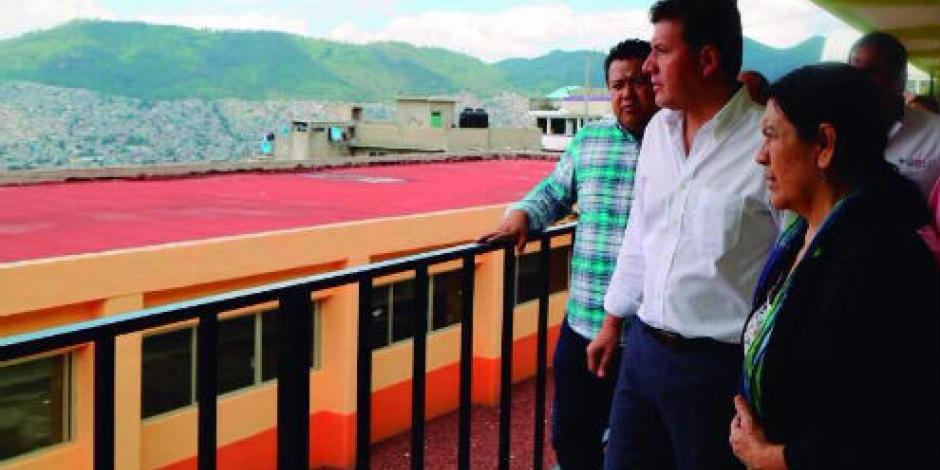 Más de 200 primarias de la GAM estrenan infraestructura en regreso a clases
