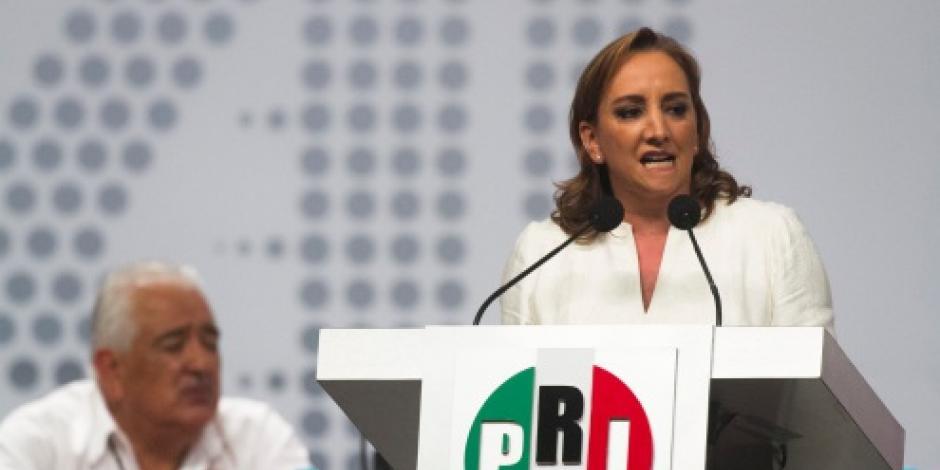 Vamos a esperar los tiempos para elegir al que mejor nos pueda abanderar, dice Ruiz Massieu
