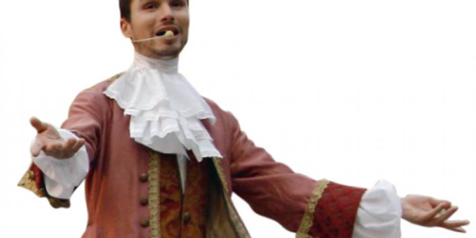 Inspiran revoluciones al Festival Cervantino