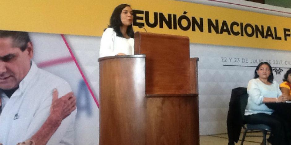 Foro Nuevo Sol lanza a Aureoles como precandidato del Frente Amplio