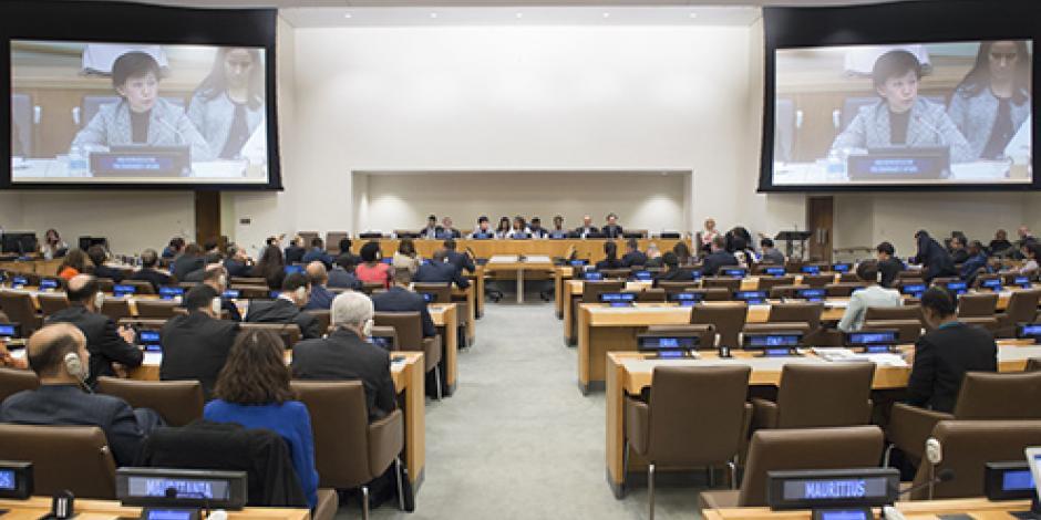 Con 122 votos a favor, ONU aprueba tratado que prohíbe uso de armas nucleares