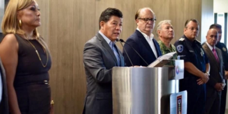 Presume Morelos reducción de delitos