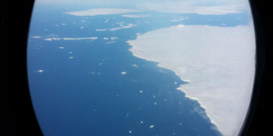 Enorme iceberg se desprende de Antártida; es 2 veces más grande que Luxemburgo