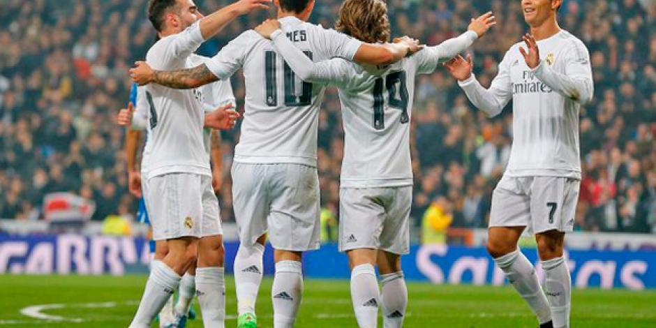 Real golea, gusta y CR7 va por marca histórica