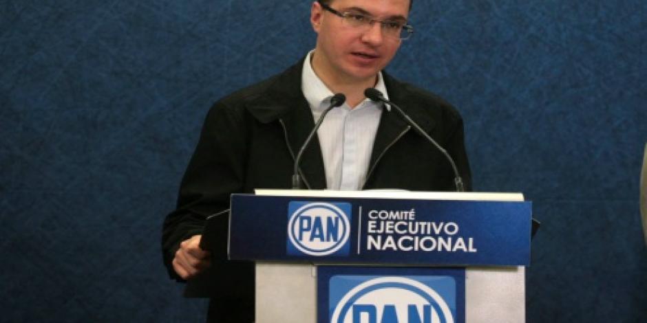 Acción Nacional nombra a Eduardo Aguilar como su representante ante el INE