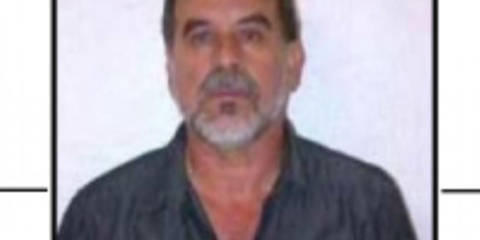 PGR confirma que Raúl Flores Hernández está detenido en Reclusorio Sur