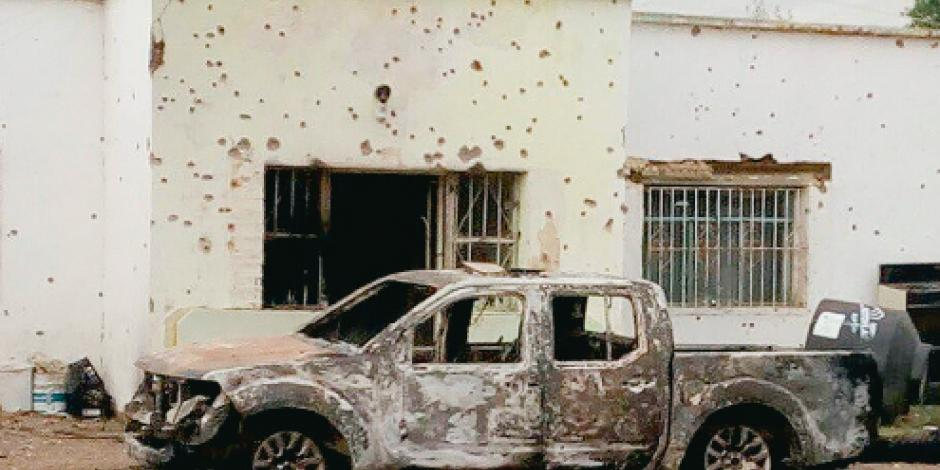Chihuahua: arrecia guerra de cárteles; ya van 997 muertos con el panista Corral
